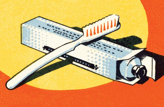 Фото №3 - Зубная косметика: необычные средства для красоты и здоровья зубов и десен