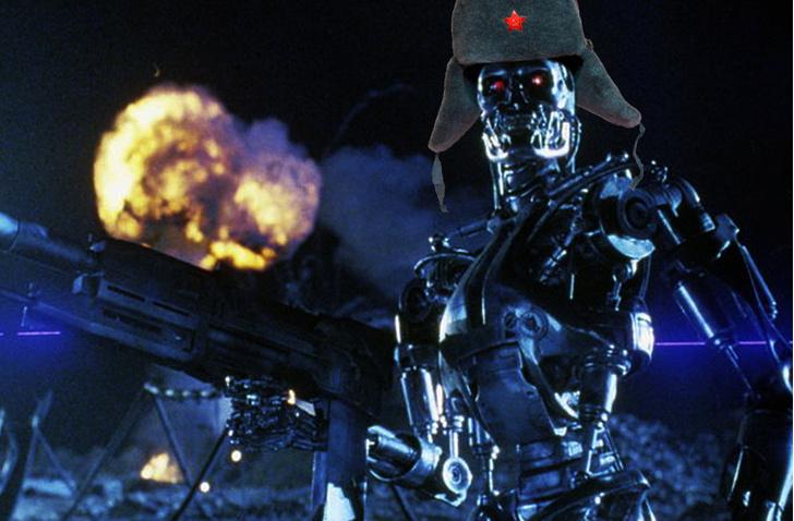 Фото №1 - «РИА Новости» сообщило, когда в России появится группировка боевых роботов