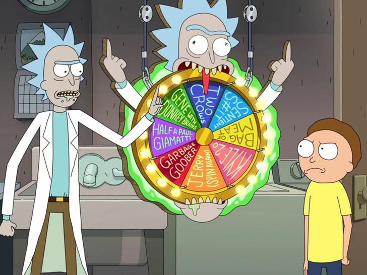 Фото №2 - Чего стоит ждать от шестого сезона мульсериала «Рик и Морти»