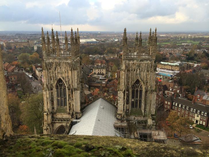 Фото №4 - Куда поехать осенью: путеводитель по Манчестеру