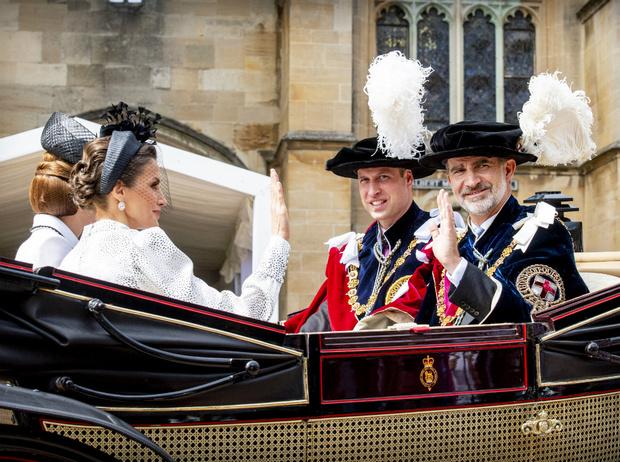 Фото №2 - Чуть не забыл: как принц Уильям едва не устроил международный скандал на своей свадьбе
