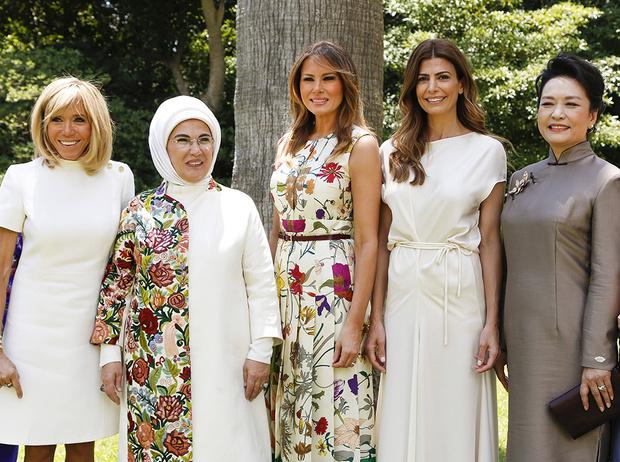 Фото №1 - G20 в Аргентине: самые яркие модные выходы Первых леди