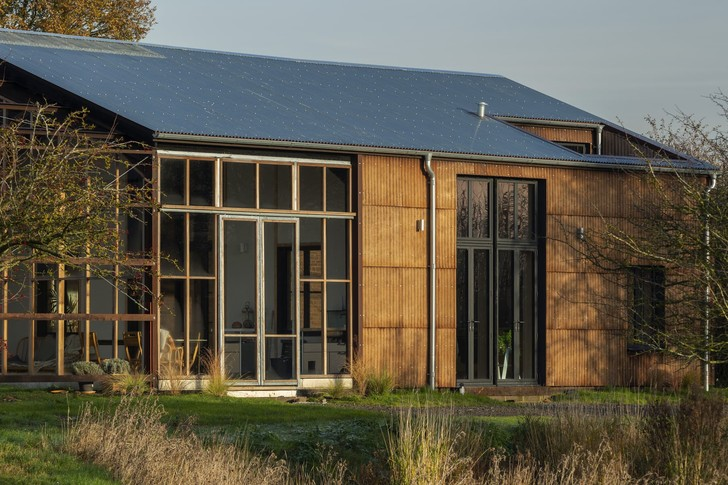 Фото №9 - Фермерский эко-дом в Кембриджшире