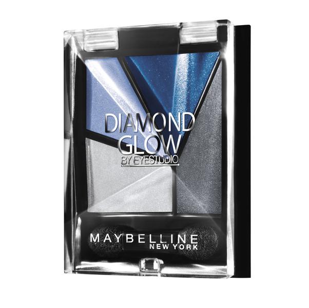 Тени для век Be Eyestudio Diamond Glow, Maybelline NY