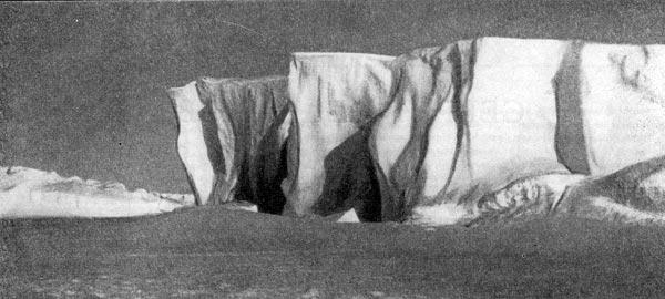 Фото №1 - Ледяная шапка планеты