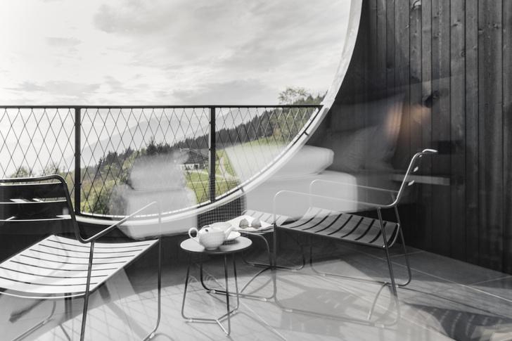 Фото №9 - Отель в Южном Тироле по проекту Петера Пихлера