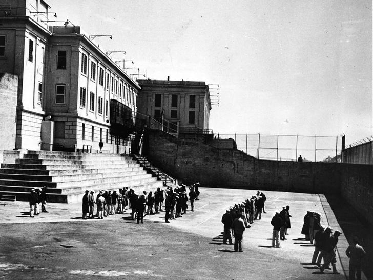 Фото №5 - Призраки Алькатраса: мистические обитатели самой известной тюрьмы Америки