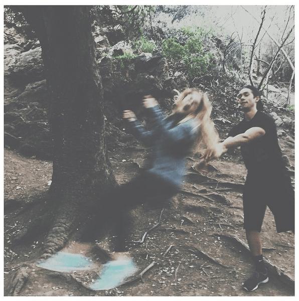 Фото №7 - Звездный Instagram: Сказки леса