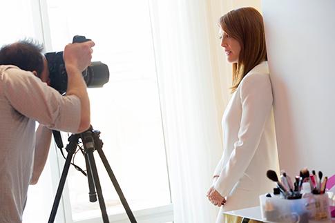 Фото №1 - Интервью с Джулианной Мур