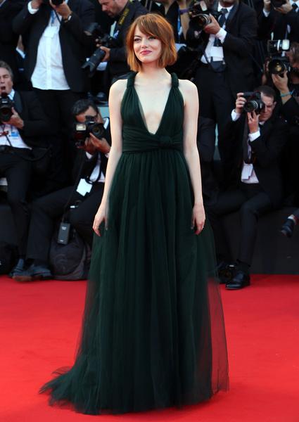 Фото №12 - Эмма Стоун: 10 лучших нарядов самой богатой актрисы Голливуда