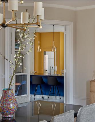 Фото №3 - Стильная парижская квартира для американской пары