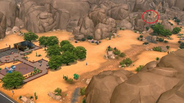 Фото №8 - Play Time: Секретные места в The Sims 4 и как туда попасть