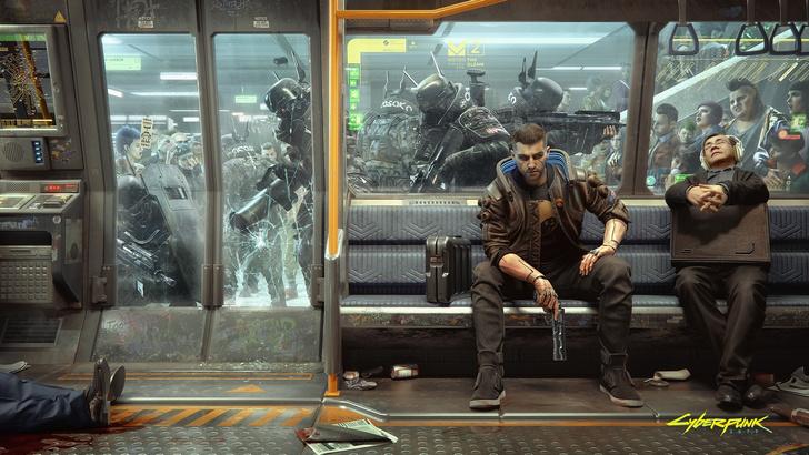 Фото №1 - Выход Cyberpunk 2077 снова перенесли. Казалось бы, при чем тут PS5?