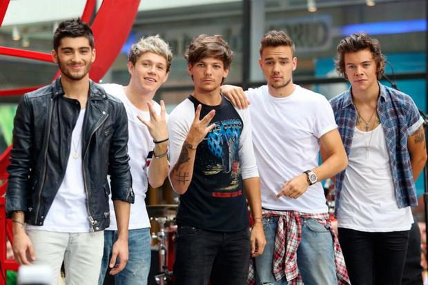 Фото №1 - One Direction сняли документальный фильм о своей группе