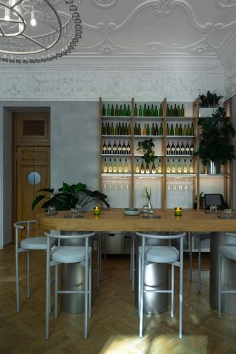 Фото №8 - Ресторан Arkaroom в Санкт-Петербурге