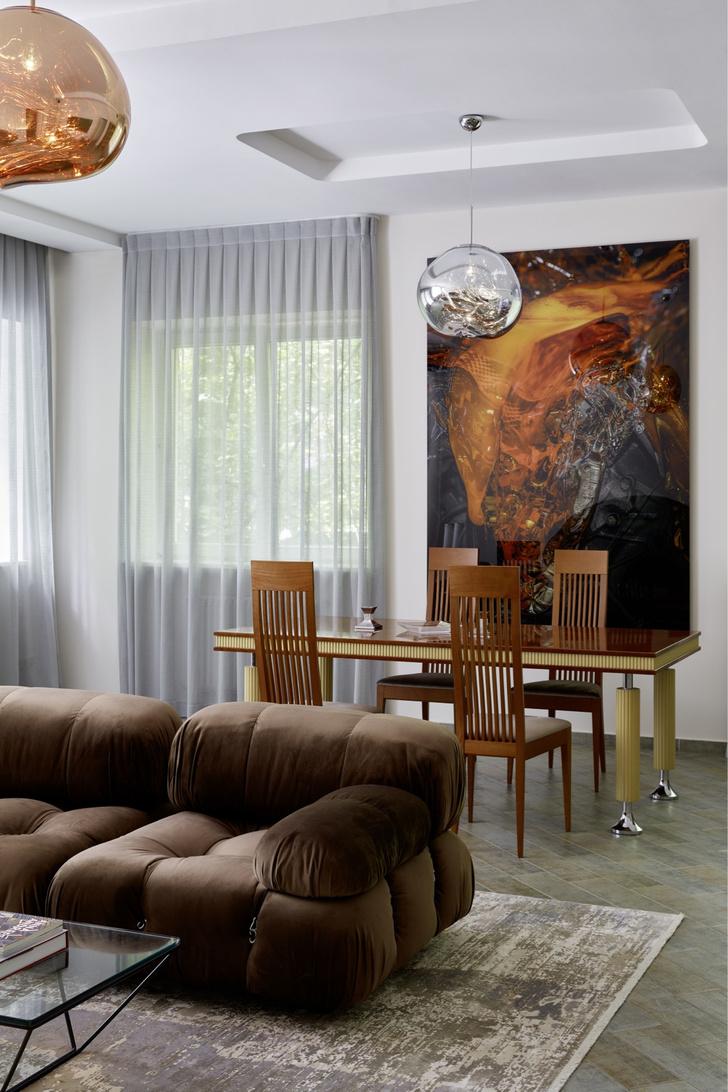 Фото №4 - Съемный дом галериста Кристины Краснянской