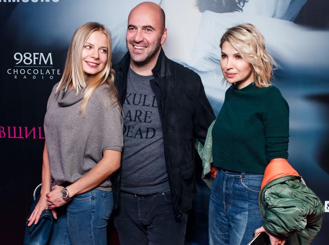 Фото №1 - Mercedes-Benz на Неделе Каннского кино в Москве
