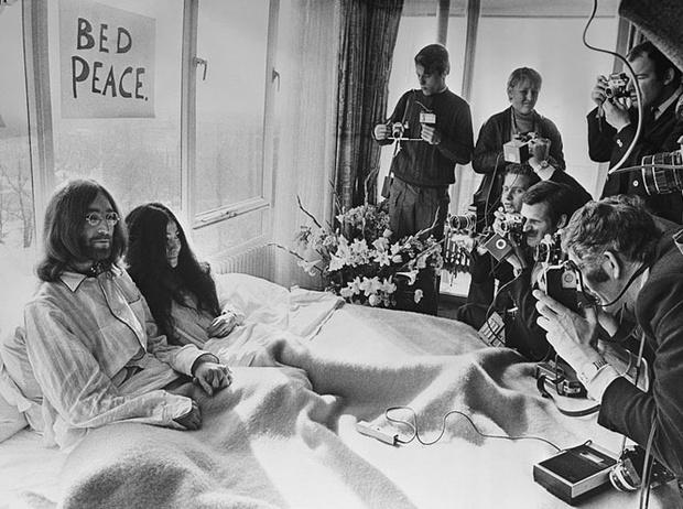 Фото №6 - Одна душа на двоих: история любви Джона Леннона и Йоко Оно