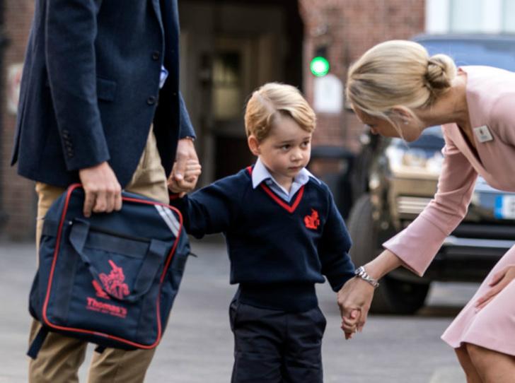 Фото №2 - Где будет учиться принцесса Шарлотта