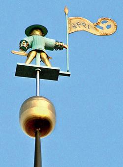 Фото №1 - Ветреные стражи