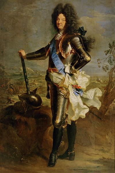 Людовик XIV де Бурбон (Король-солнце)
