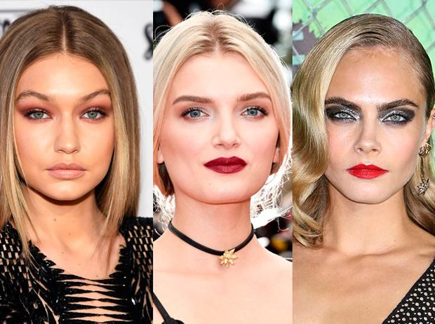 Фото №1 - 11 идей макияжа для вечеринки с красных дорожек 2016 года