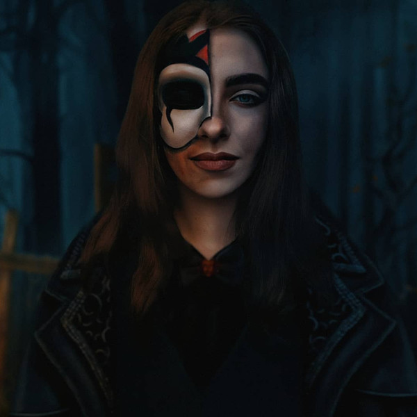 Фото №10 - «Клуб Романтики»: 15 самых оригинальных костюмов на Хэллоуин