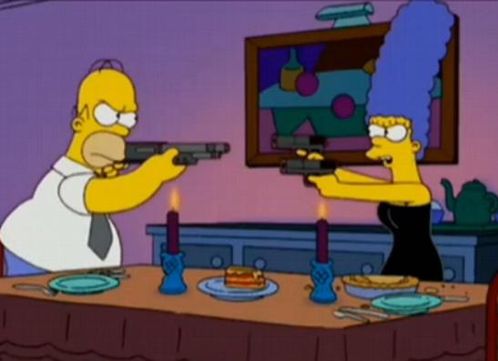 Фото №13 - 15 самых крутых пародий в «Симпсонах»