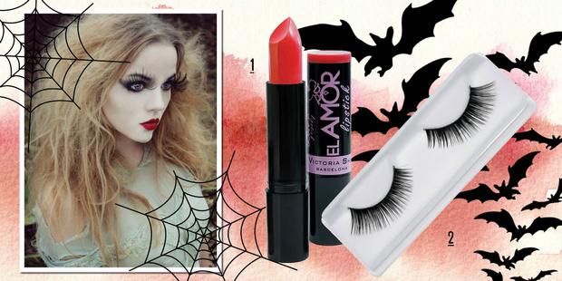 Фото №6 - Выбираем макияж на Хэллоуин