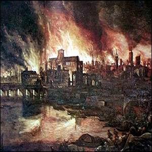 Фото №1 - Музей Лондона расскажет о Великом пожаре