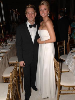 Фото №7 - Любимые мужчины «американской принцессы»: с кем встречалась Иванка Трамп до замужества