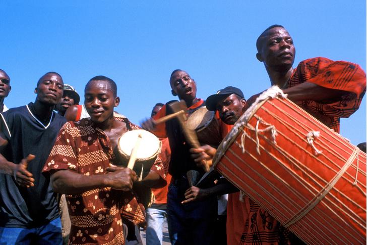 Фото №1 - Традиции: Хомово, Гана