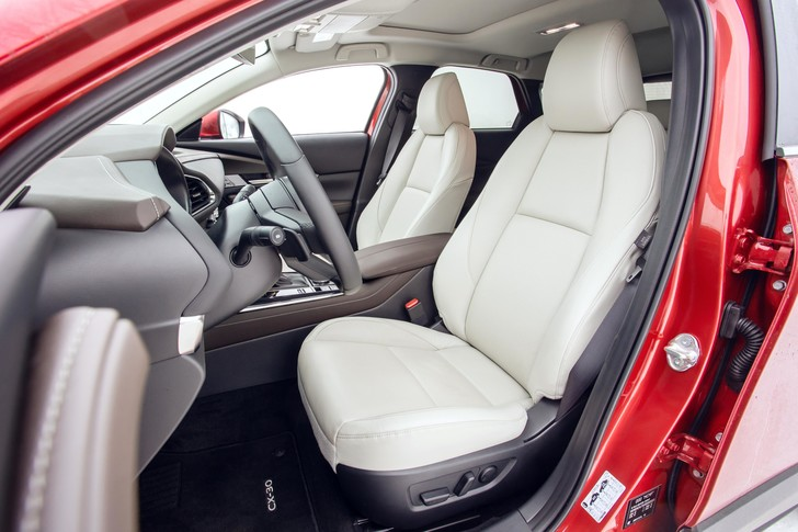 Фото №7 - Mazda CX-30: модель минус-сайз