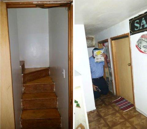 Фото №3 - В Нью-Йорке арестовали местного жителя, который сделал из небольшой квартиры 11 квартир под аренду (фото)