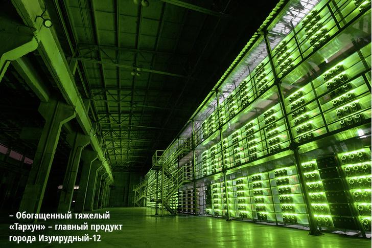 Фото №1 - Как выглядит самая большая русская биткоин-ферма