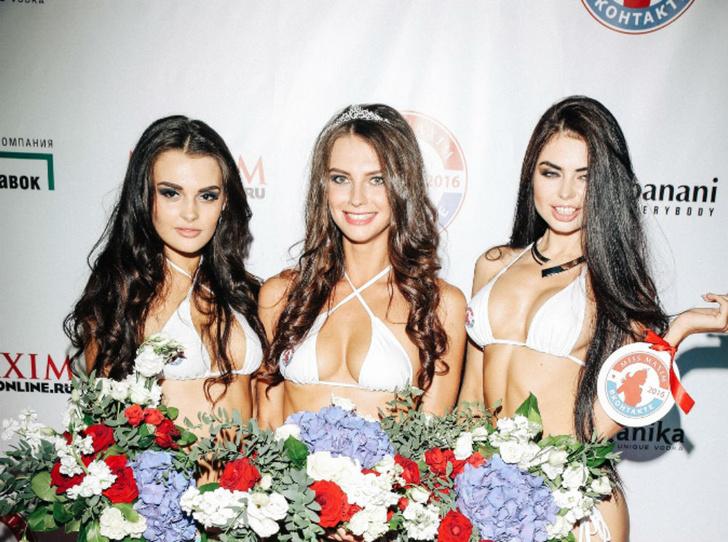 Фото №1 - Конкурс красоты и сексуальности Miss MAXIM 2017