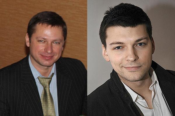 Дмитрий Петрушин и Даниил Страхов