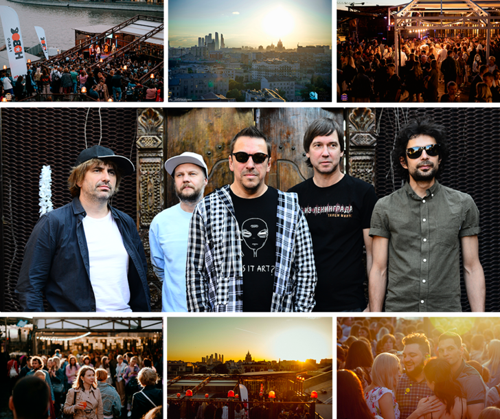 Фото №2 - «Танцы Минус» выступят в новом сезоне фестиваля концертов на крыше ROOF FEST в Москве