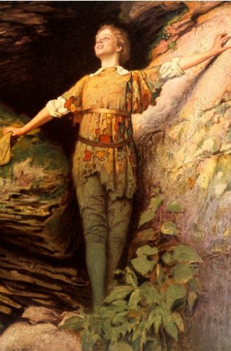 Фото №5 - Удивительная Мод Адамс: история жизни актрисы, предпочитавшей мужские роли