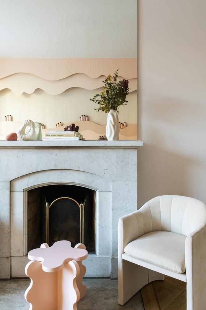 Фото №8 - Салон красоты в пастельных тонах в Стокгольме