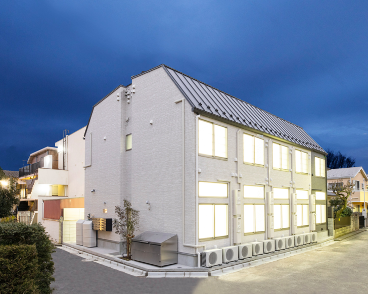 Фото №2 - Супермаленькие молодежные апартаменты в Токио (галерея)