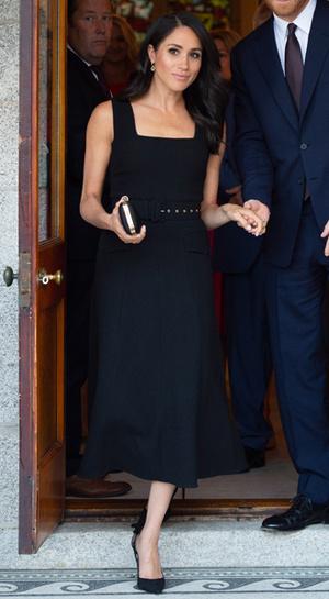 Фото №22 - Герцогиня Меган тратит на наряды больше герцогини Кейт
