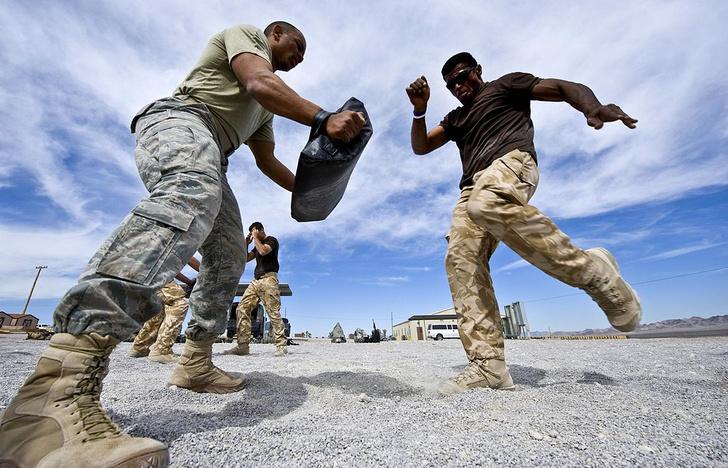 Фото №2 - Защити себя сам: 7 необычных боевых искусств