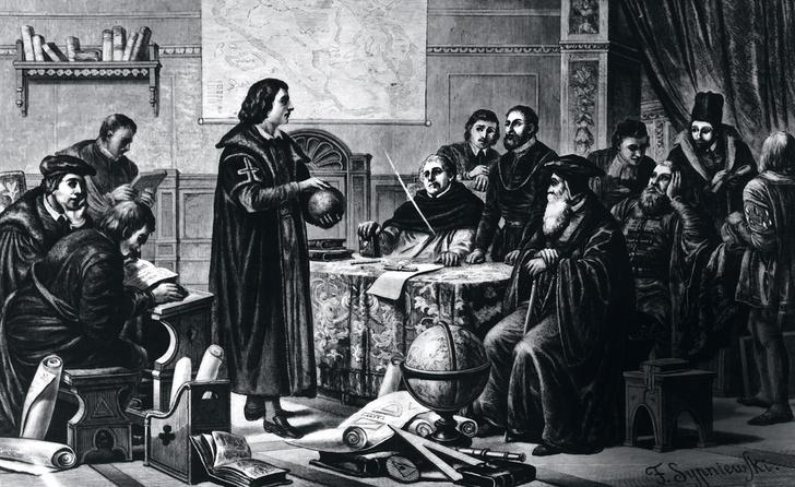 Фото №3 - Коперникианская революция: 9 мифов об отце современной астрономии