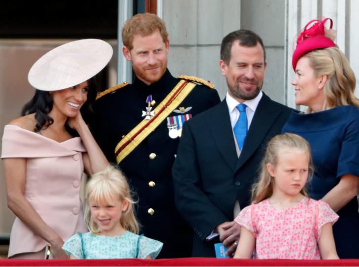 Фото №3 - После Короны: 9 главных моментов королевской жизни Меган и Гарри