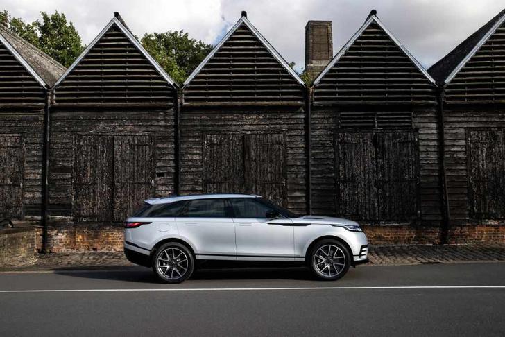 Фото №5 - Range Rover Velar — скрытая угроза