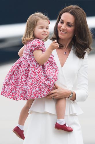 Фото №24 - Гардероб королевских малышей: как одевают детей в британской монаршей семье
