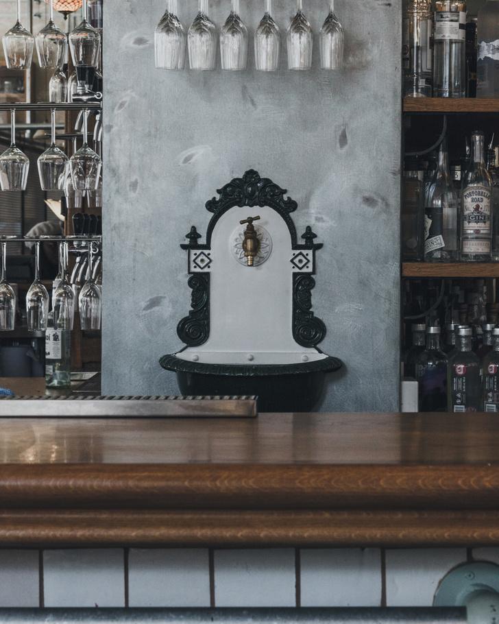 Фото №3 - Ресторан в универмаге XIX века в Лондоне