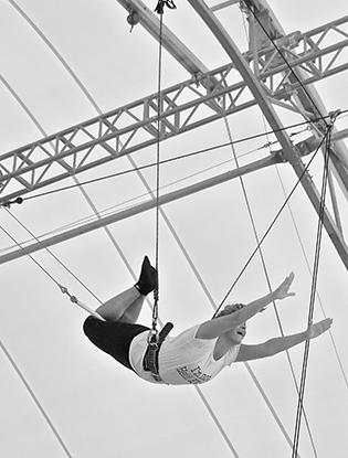 Фото №2 - Катя Жаркова: спорт и карьера plus size модели для меня синонимы