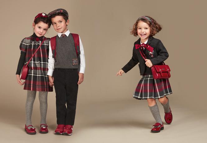 Фото №5 - Модные школьники: детская коллекция Dolce&Gabbana осень-зима 16/17